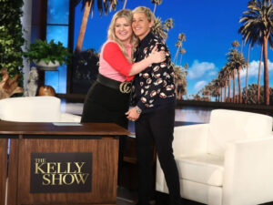 Are Kelly Clarkson And Ellen DeGeneres At War Over Daytime Talk Show Ratings?