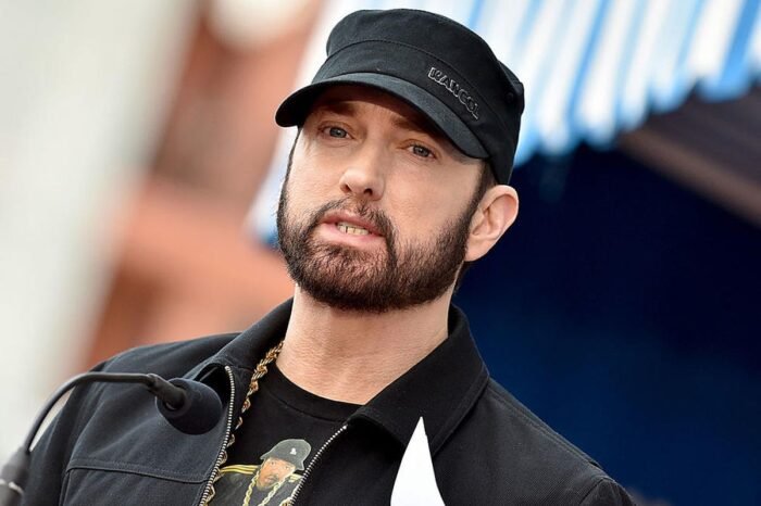 Fans Believe Eminem Predicted Storming Of Capitol Hill Ages Ago