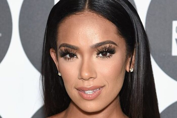 Erica Mena Breaks The Internet And Poses Topless - Check Out Her Racy Photo Here