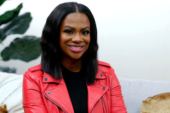 Kandi Burruss Shows Off A New Look In This Latest Photo
