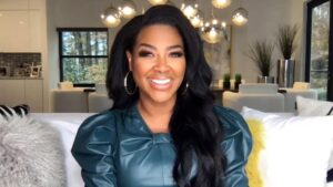 Kenya Moore Is Celebrating The Fabulous 50 - Check Out Her Clip