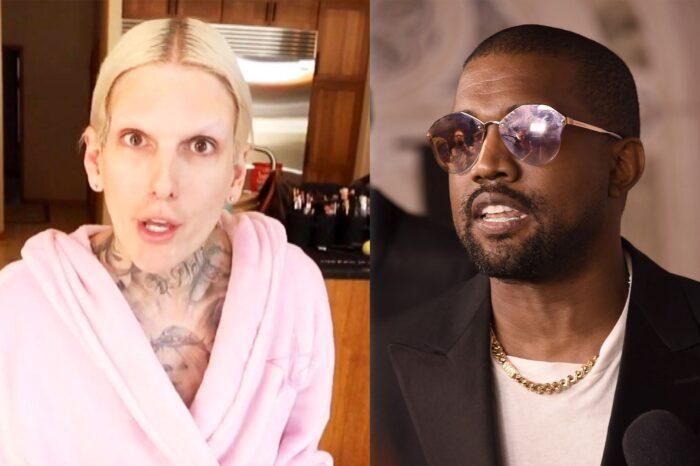 Internet Explodes As Rumors Fly That Kim Kardashian Is Dating Van Jones And Kanye West Is Dating Jeffree Starr