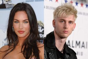 Megan Fox Helping Machine Gun Kelly Deal With His Father's Passing - Here's How!
