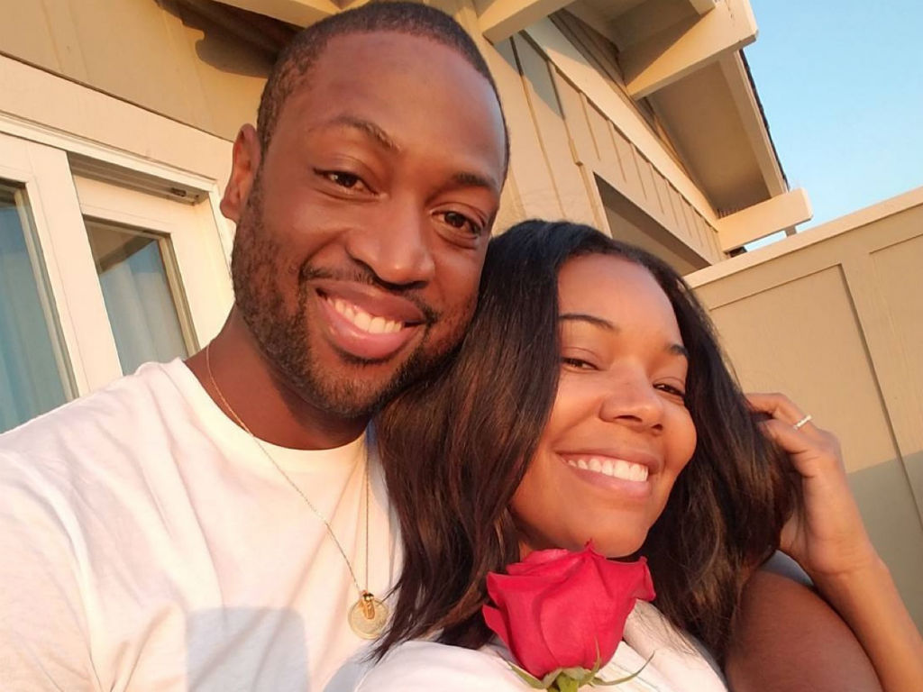 Gabrielle Union Is Working Out Together With Dwyane Wade - Check Out Their Intense Moves