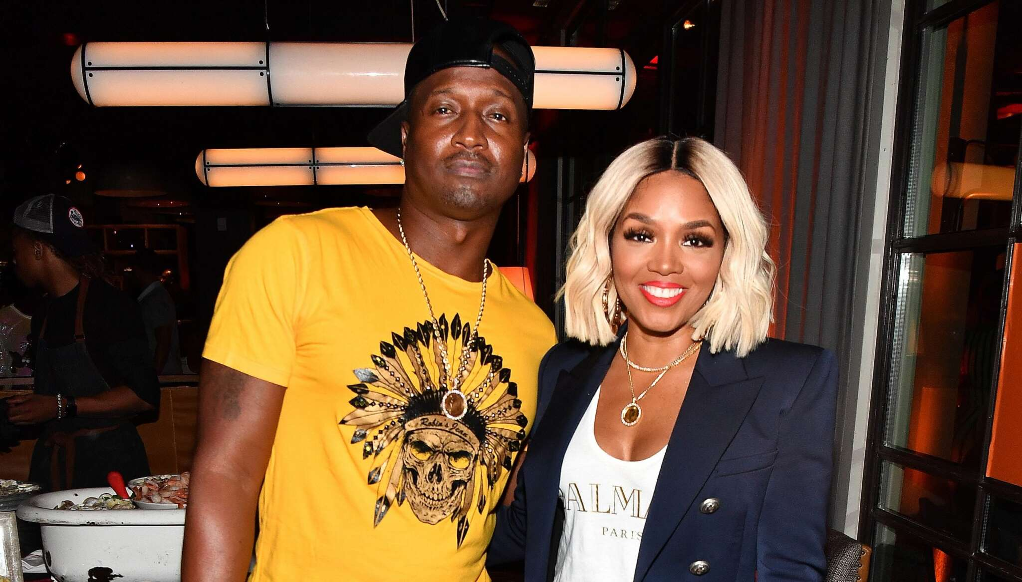 Kirk Frost Reveals His And Rasheeda Frost's Goal Regarding Their Weight