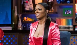 Kandi Burruss Shows Fans How She Walks Away From Drama And Negativity