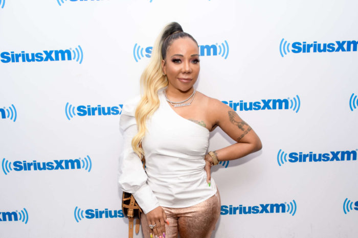 Tiny Harris Shares The Cutest Photo From Ace Wells Tucker's Birthday Party - Reign Rushing Is Here As Well!