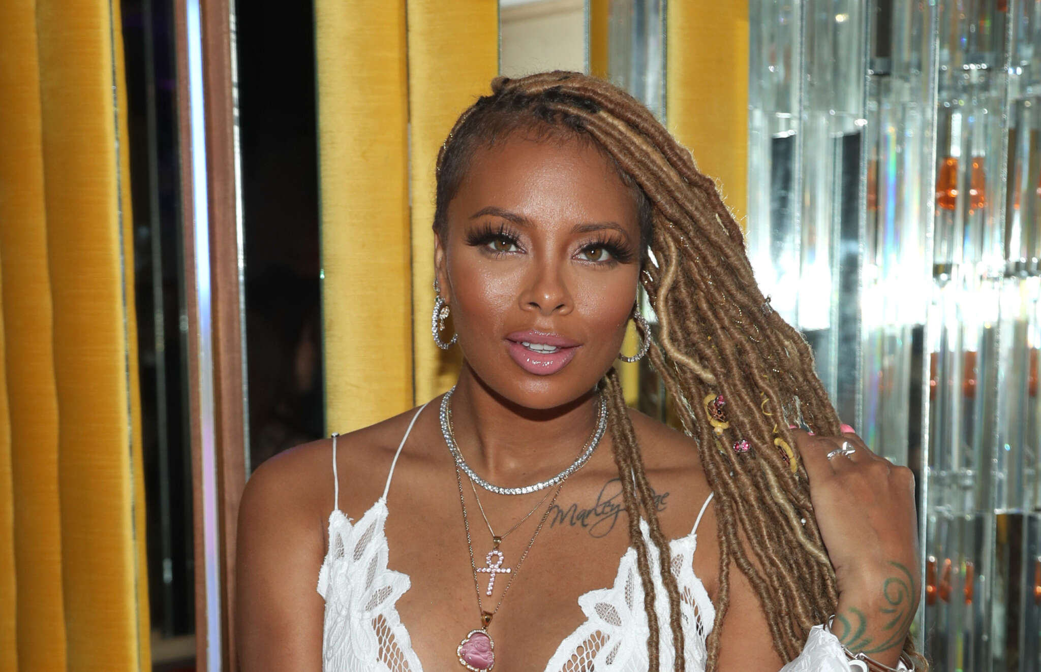 Eva Marcille Honors An Important Man - Check Out The Video That She Shared On Social Media