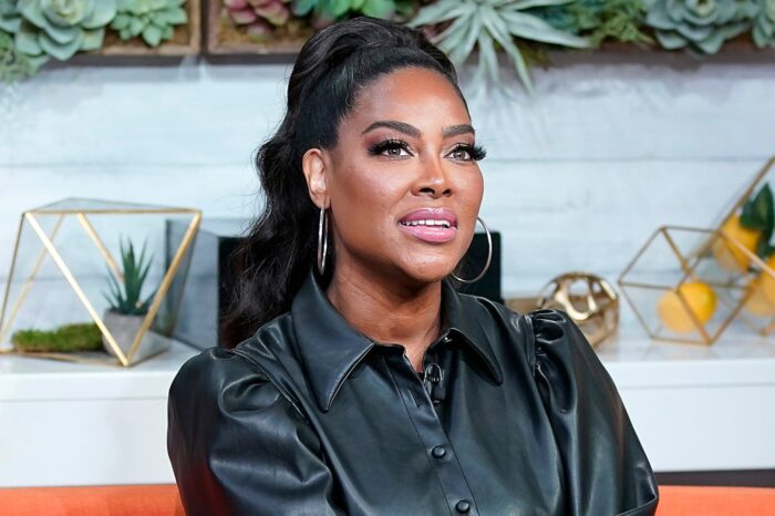 Kenya Moore's Jaw-Dropping Video Has Fans On Fire