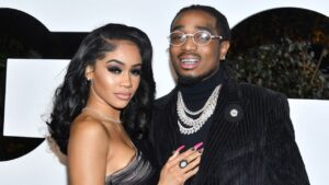 Saweetie Reveals When She Knew That Quavo Loved Her