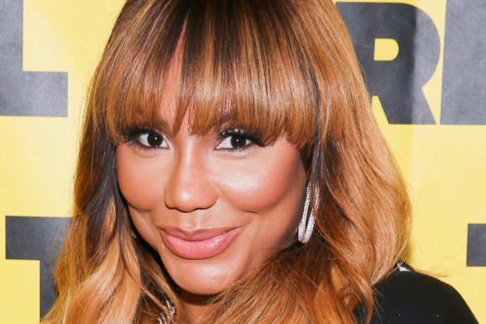 Tamar Braxton Shares A Video For NYE And Fans Could Not Be Happier To See Her Doing Great