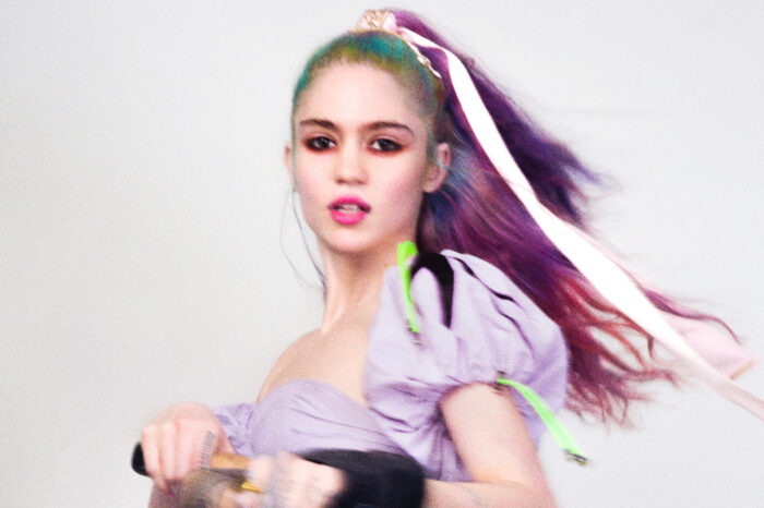 Grimes Reveals To Her Fans That She Was Diagnosed With COVID-19