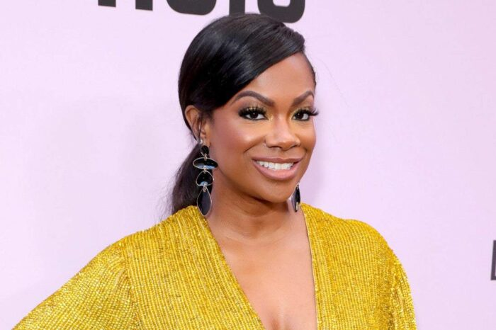 Kandi Burruss Shared A Throwback Photo To Flaunt Her Flawless Abs - Check Out Her Pic