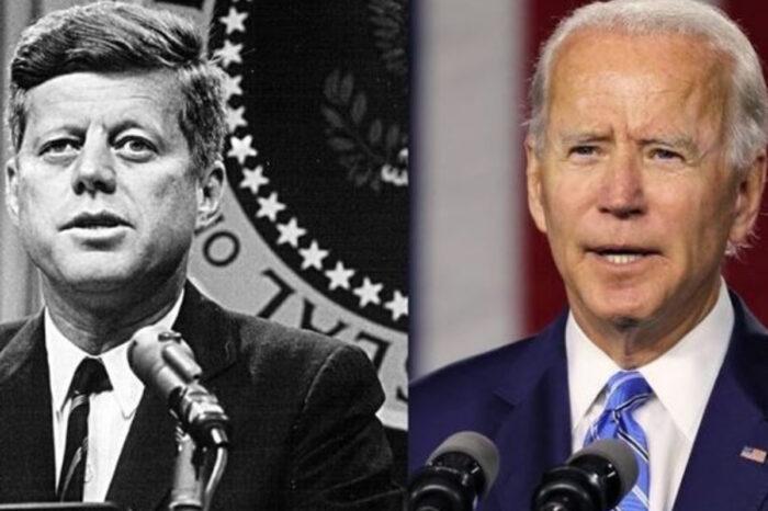 President Joe Biden Is The Second Catholic To Hold Highest Office, Follows John F. Kennedy