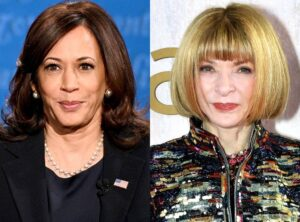 Anna Wintour Addresses The Controversy Over Kamala Harris' Vogue Cover