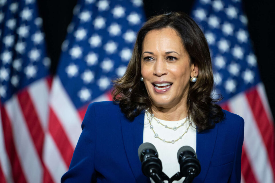 Kamala Harris Insists That 'You Don't Meet Hate With Hate' While Discussing The Deep Divide In America