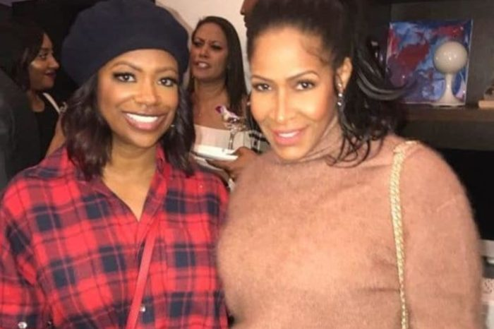 Kandi Burruss Wishes Sheree Whitfield A Happy Birthday With This Funny Photo