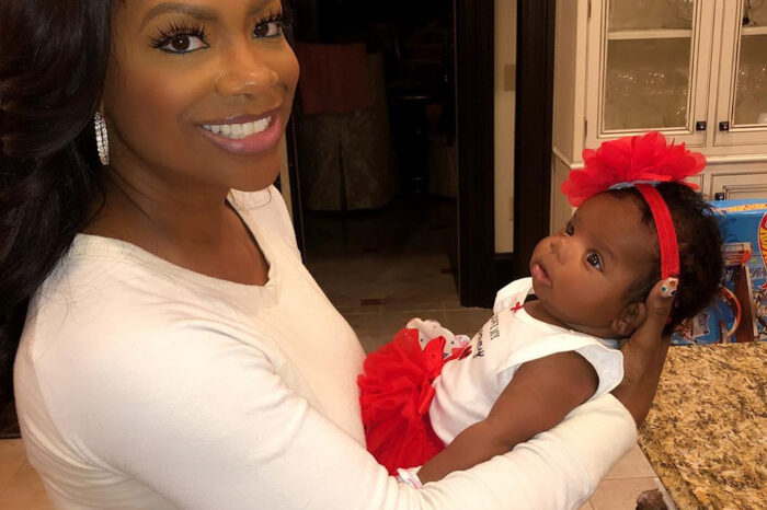 Kandi Burruss' Baby Girl Blaze Tucker Has A Message For Fans - See The Video