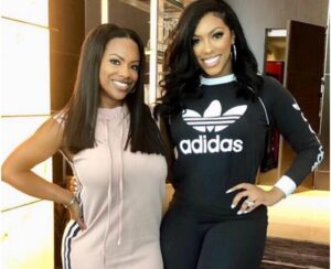 Porsha Williams Supports Kandi Burruss' 'Kandi Cares Foundation'