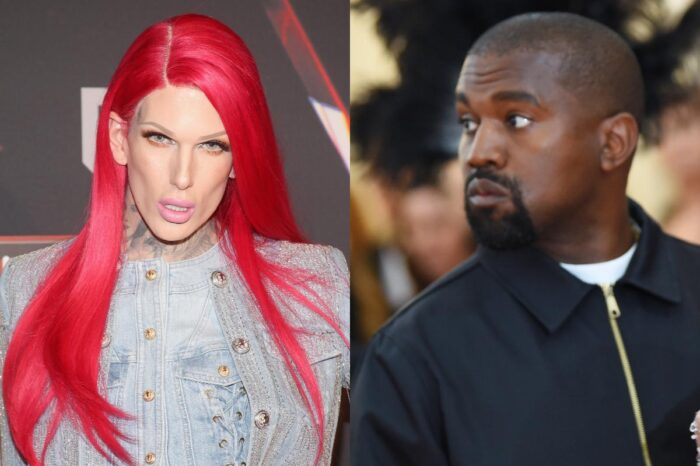 Jeffree Star Addresses The Wild Reports He's Sleeping With Kanye West!