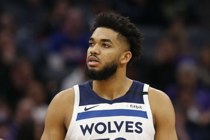 After Losing 7 Family Members To COVID -- Karl Anthony Towns Reveals He Has The Virus