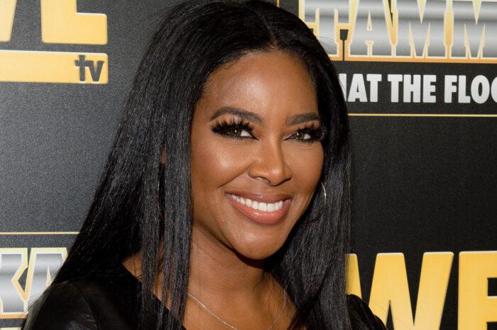 Kenya Moore Publicly Praises Her Love For Baby Girl Brooklyn