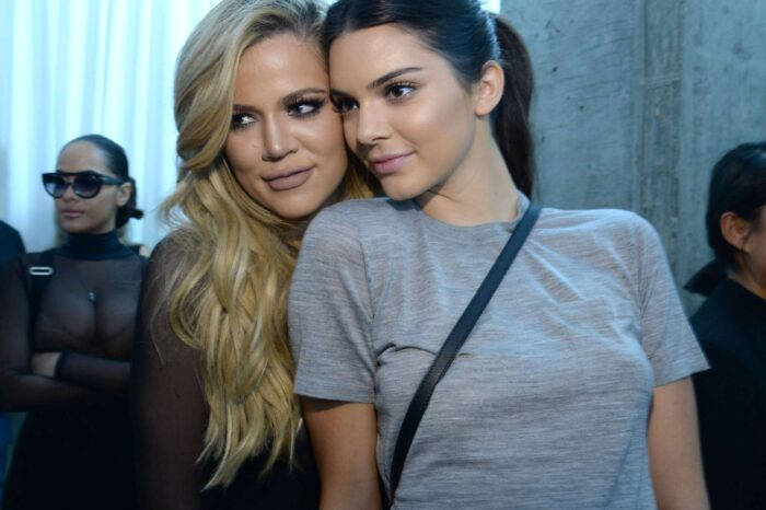 KUWTK: Khloe Kardashian Looks Just Like Kendall Jenner In This Pic And Fans Are Freaking Out!