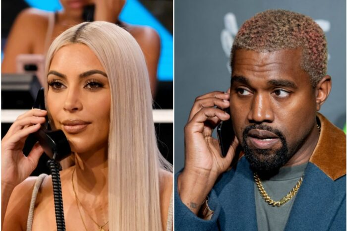 KUWTK: Kim Kardashian Poses Without Her Wedding Ring Amid Kanye West Divorce Reports!