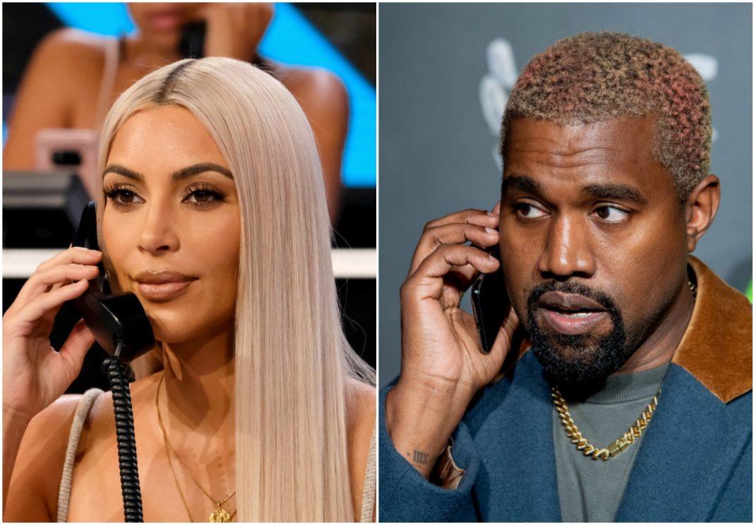 KUWTK: Kim Kardashian Poses Without Her Wedding Ring Amid Kanye West Divorce Reports!