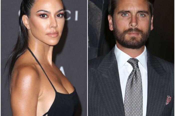 KUWTK: Scott Disick Leaves Flirty Comment On Kourtney Kardashian's Hot New Pics Despite Amelia Hamlin Romance