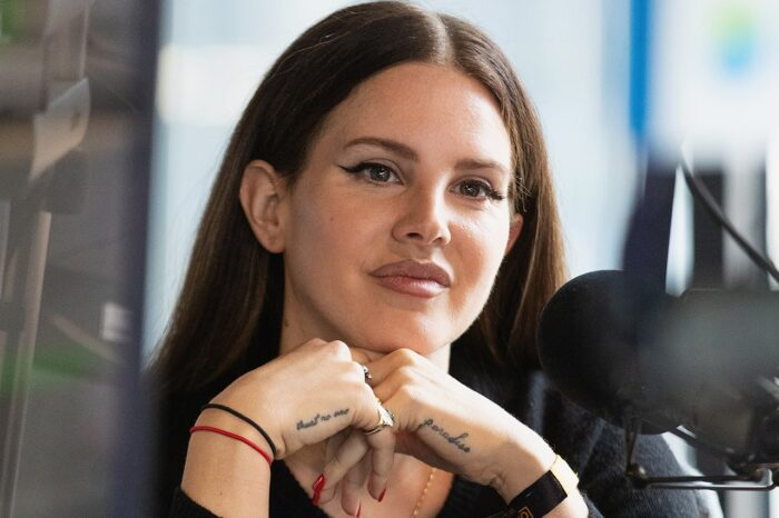 Lana Del Rey Says She Doesn't Think Donald Trump Meant To Incite Riot At Capitol -- Says His Presidency Needed To Happen For This Reason
