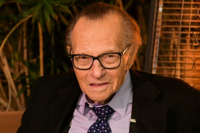 Larry King Reportedly Hospitalized After Fighting COVID-19 For 10 Days!