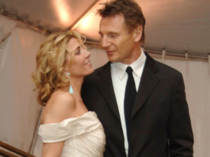 Is Liam Neeson Lost And Alone Without Natasha Richardson?