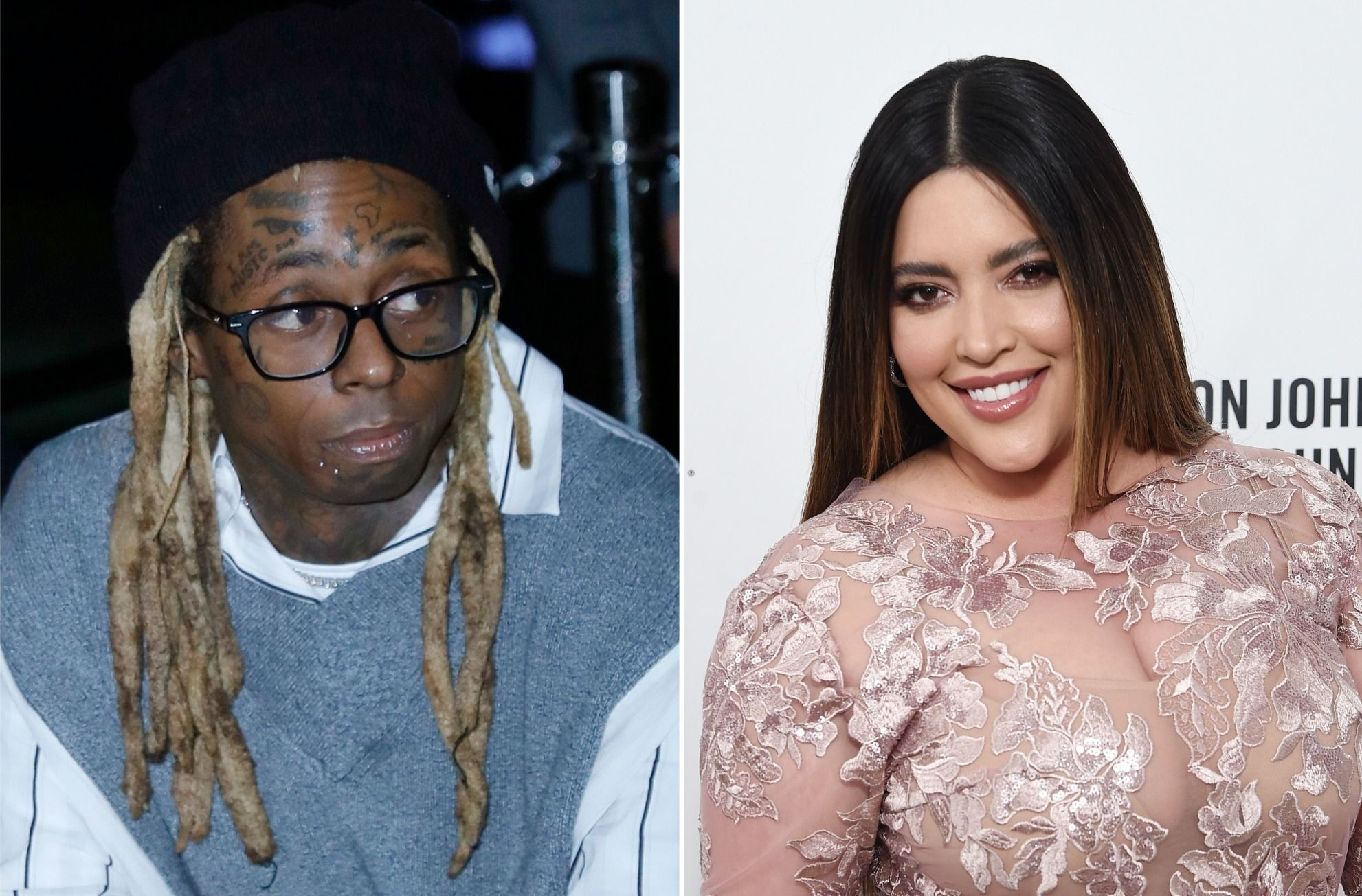 """lil-wayne-and-denise-bidot-unfollow-one-another-on-social-media-sparking-breakup-speculations"""