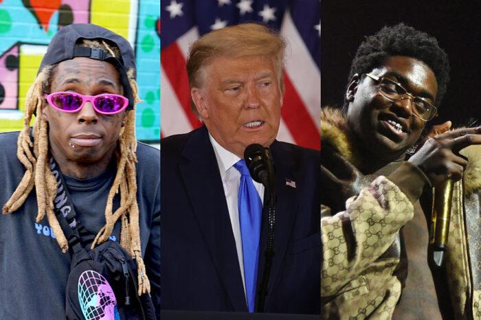 Lil Wayne And Kodak Black's Lawyer Releases Statement Praising The Trump Administration Following Pardon News