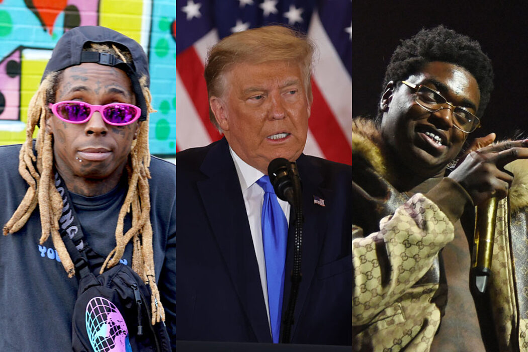 """lil-wayne-and-kodak-blacks-lawyer-releases-statement-praising-the-trump-administration-following-pardon-news"""