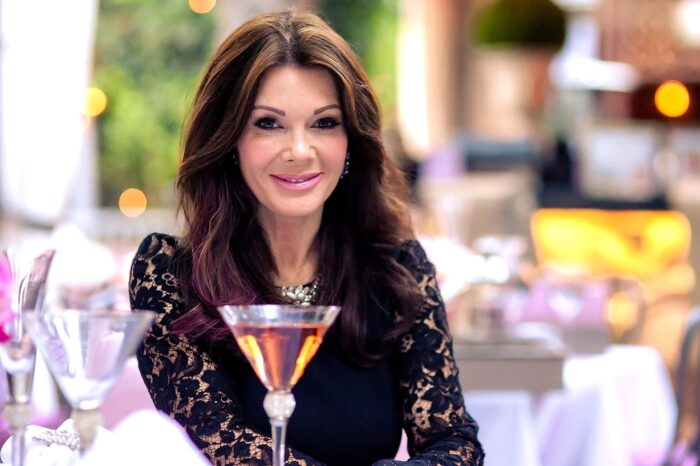 Lisa Vanderpump Says Her Husband Got The COVID-19 Vaccine