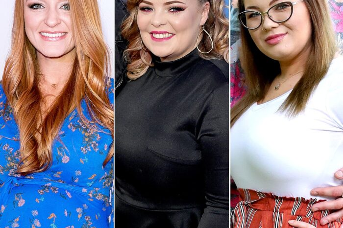 Amber Portwood And Maci Bookout Defend Themselves After Catelynn Lowell Claims They Failed To Reach Out After Her Miscarriage