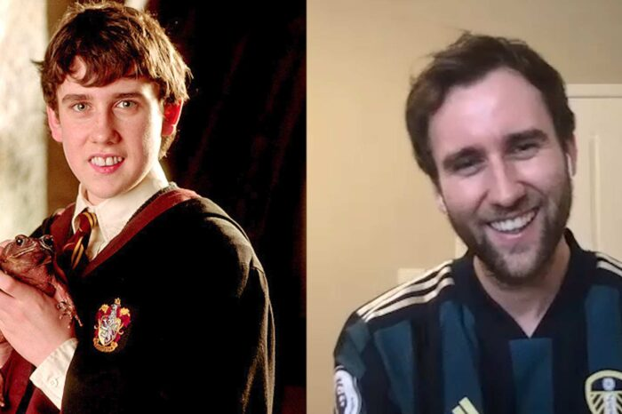 Matthew Lewis Says It's 'Painful' To Watch The Harry Potter Movies - Here's Why!