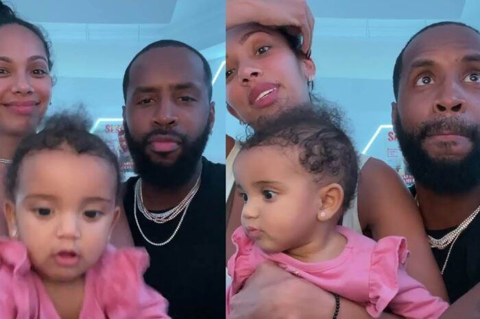 Safaree Shares A Video Featuring His And Erica Mena's Daughter That Has Fans In Awe - Check Out Her Sweet Face