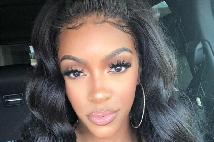 Porsha Williams Impresses Fans With An Intense Gym Session - Check Out Her Clip Here