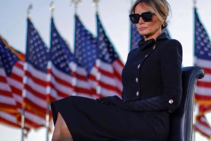 Melania Trump Called Being First Lady Her Greatest Honor As She Left The White House For Good