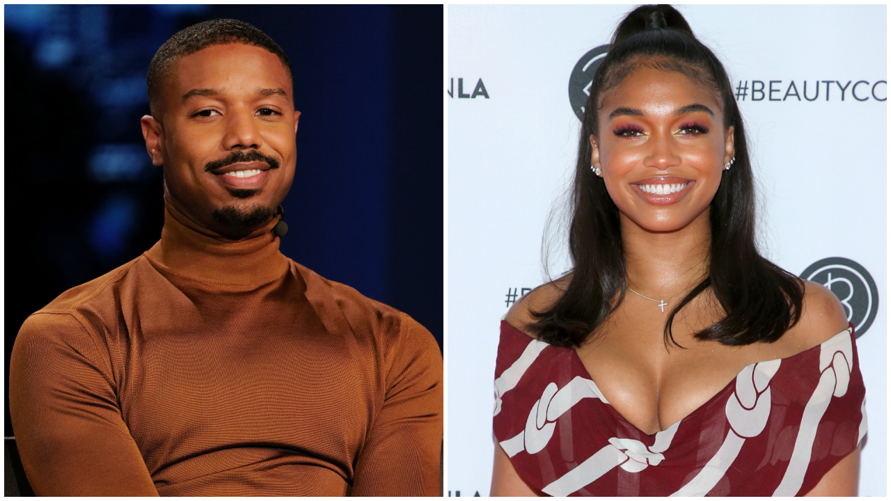 """""""michael-b-jordan-and-lori-harvey-make-their-romance-instagram-official-after-months-of-rumors-pics"""""""