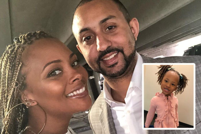 Eva Marcille Is Celebrating The Birthday Of Her Daughter, Marley