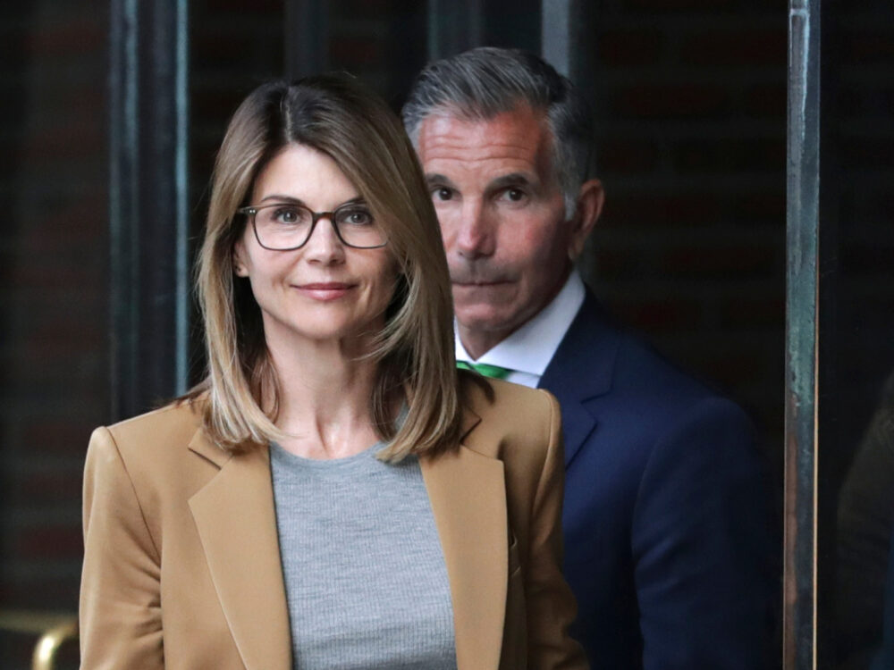 Lori Loughlin's husband moved out of prison isolation