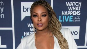 Eva Marcille Surprises Fans With A Giveaway - See Her Video