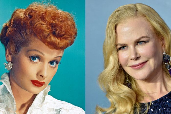 Nicole Kidman Gushes Over Getting To Portray Lucille Ball Following Fans' Protests Against Her Casting!