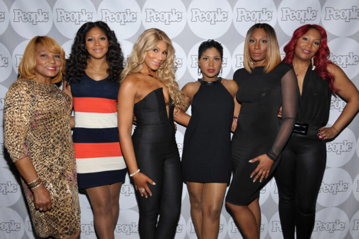 Toni Braxton Praises Her Mother For Her Birthday - See The Video