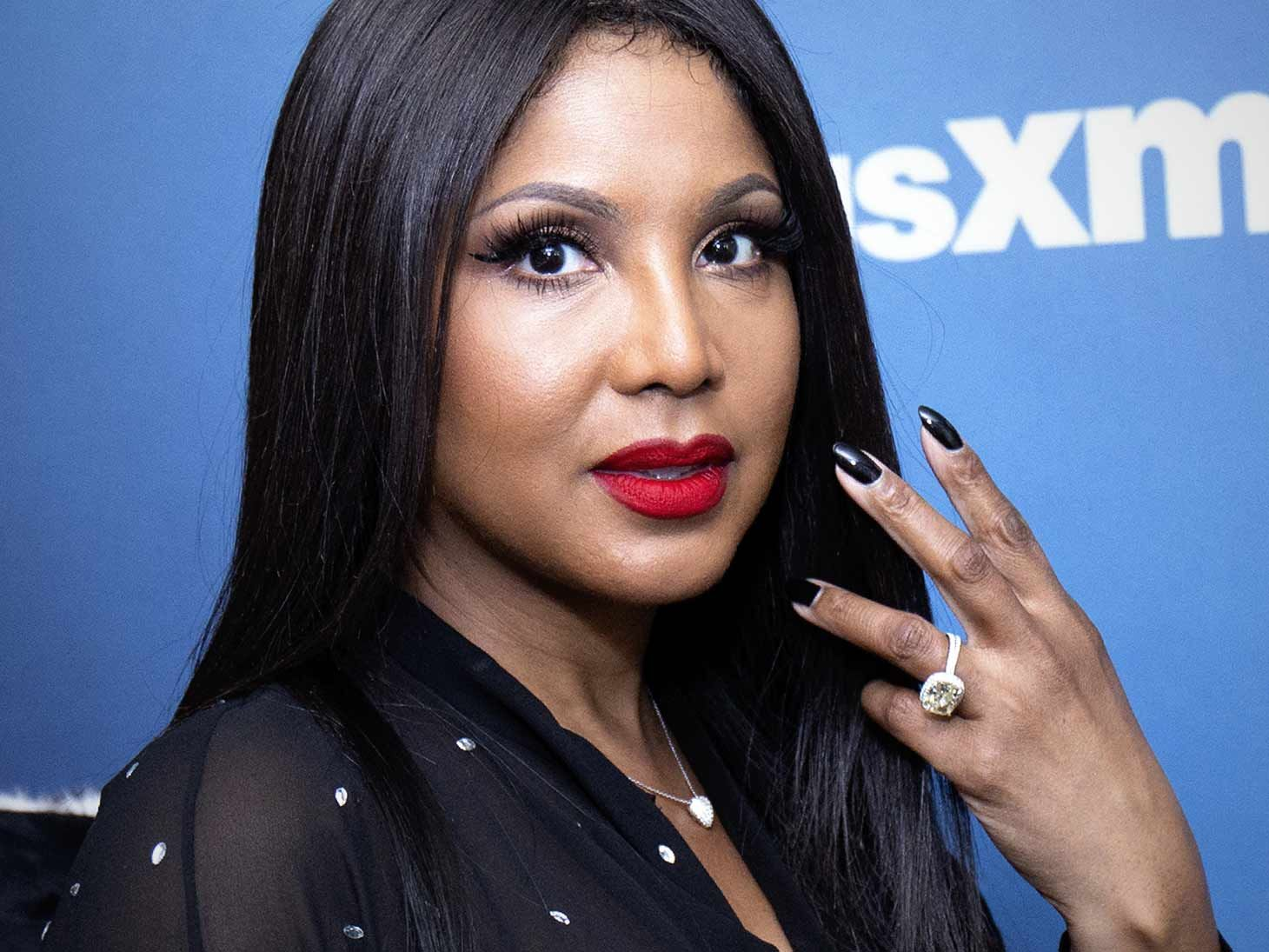 Toni Braxton Shares A Funny Video About The Braxton Family Values