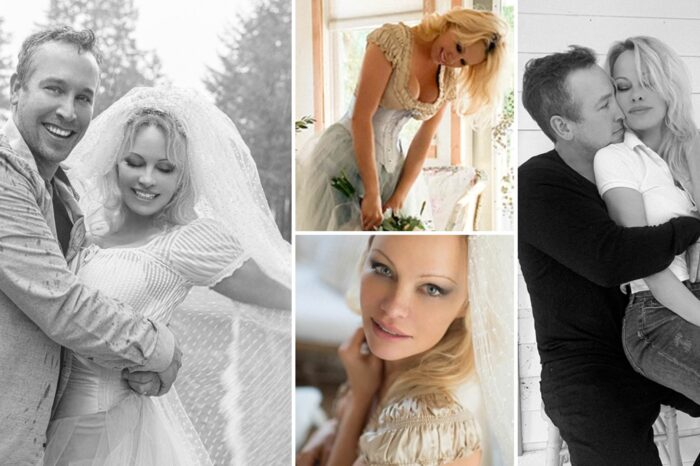 Pamela Anderson And Dan Hayhurst's Wedding Stylist Tells All About Their Amazing Relationship!